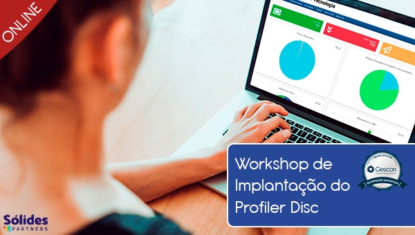 Workshop de Implantação do Profiler DISC