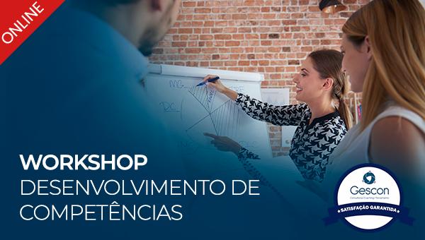 Workshop Desenvolvimento de Competências (Online   Ao Vivo)