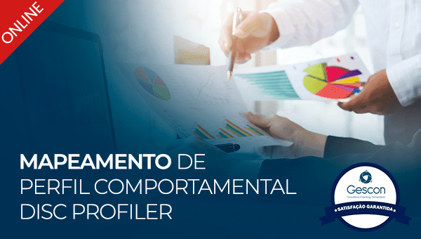 Mapeamento de Perfil Comportamental DISC Profiler