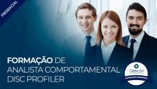 Formação de Analista Comportamental DISC Profiler