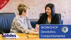 Workshop Devolutiva Comportamental (Online | Ao Vivo)