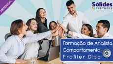 (Jun/2020) Formação de Analista Comportamental Profiler DISC