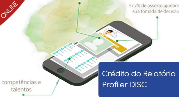 Mapeamento de Perfil Comportamental DISC Profiler
