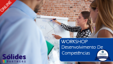 Workshop Desenvolvimento de Competências (Online | Ao Vivo)