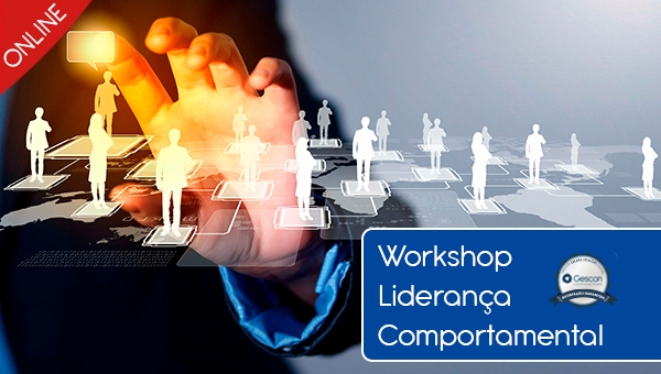 Workshop Liderança Comportamental (Online | Ao Vivo)